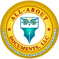 Logo All-About Documents, LLC